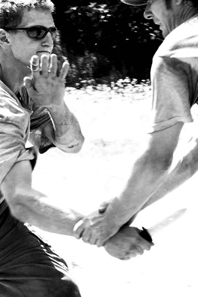 Bill Wolfes Live training courses workshop events in martial arts self defense class self defence class and combatives training
